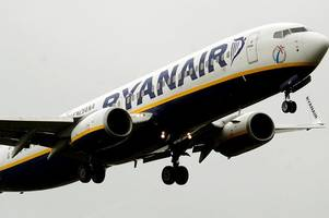 Ryanair publishes full list of flights that have been cancelled in holiday 'mess-up'