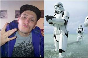 Star Wars fan kicked man in the face during drunken fight at Rogue One premiere
