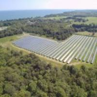 Construction Complete at 2.8 Megawatt (DC) Solar Farm in Town of Ontario, New York