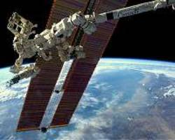nasa's robotic 'sniffer' confirms space station leak, repair