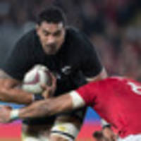 all blacks: jerome kaino is back but for how long?