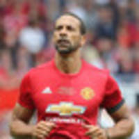 football star rio ferdinand now eyes boxing belts