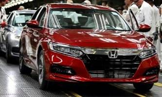 2018 honda accord now in production at marysville auto plant