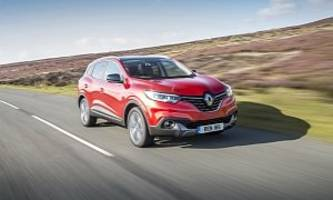 2018 renault kadjar updated with cvt, range-topping tce 165 engine