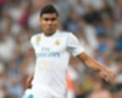 Casemiro urges Real Madrid to stay calm after shock Real Betis loss