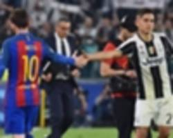 Dybala may not be Messi but Juventus superstar is the next best thing