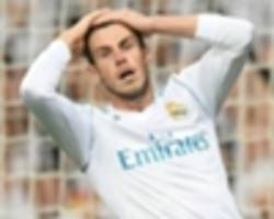 Real Madrid's goal streak comes to shocking end in loss to Real Betis