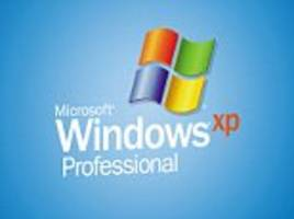 20% of greater manchester police computers run windows xp