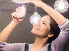 Half of Britain's students have never changed a lightbulb