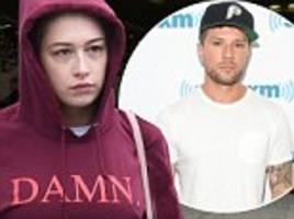 Ryan Phillippe's accuser Elsie Hewitt pictured in London