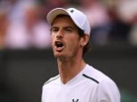 andy murray unlikely to lead team gb in davis cup tie