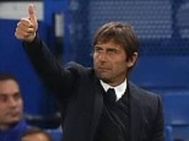 chelsea boss antonio conte will rely on youngsters again