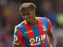 Crystal Palace star man Wilfried Zaha on road to recovery