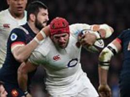 England and France could start Six Nations in round two