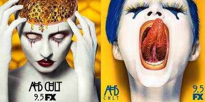 ads for this season of 'american horror story' are giving people panic attacks — here's the science behind it