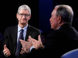 Apple CEO Tim Cook: 'If I were a world leader, my goal would be to monopolize the world's talent' (AAPL)