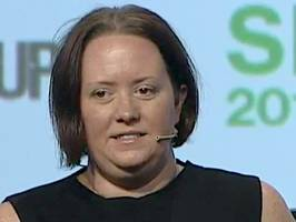 google security chief says 'i delete all the love letters from my husband' because of hackers (goog)