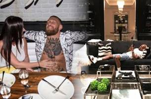 No surprise here! McGregor and Mayweather living large after mega fight