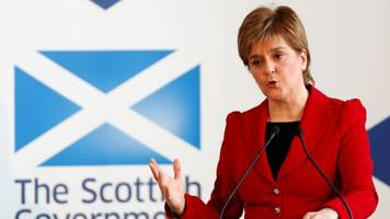sturgeon 'doesn't know' if she will call indyref2