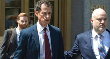 prosecutors demand 2-year prison sentence for anthony weiner
