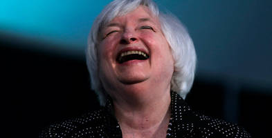 Watch Live: Janet Yellen Explains How Unwinding The Fed's Balance Sheet Will Be Like Watching Paint Dry