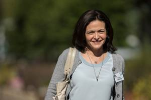 Facebook's Sheryl Sandberg says anti-Semitic targeting was 'a fail on our part'