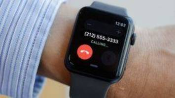 New Apple Watch has cellular connectivity problems
