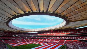 Atletico to host 2019 Champions League final