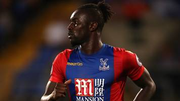 return to action after car crash 'a bit strange' - souare