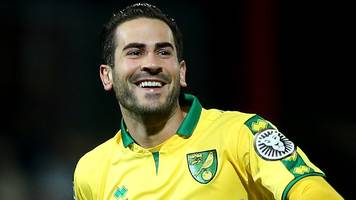 efl cup: norwich city's mario vrancic delighted by first goals for canaries