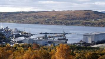 Climate change flood risk concerns in Clyde coastal areas