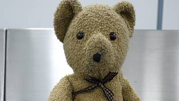 glasgow airport appeal over lost soft toys