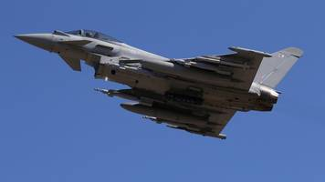 lossiemouth jets head off russian planes