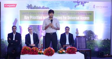 colgate-palmolive (india) limited, in partnership with water for people launches water program in amravati district, maharashtra