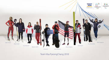 visa announces team visa roster for the upcoming olympic and paralympic winter games