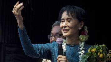 myanmar's leader finally talked about the rohingya ... and said little