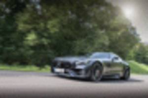 2018 Mercedes-AMG GT C first drive review: AMG's celebratory gift is a delight