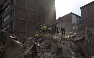 At least 226 dead after earthquake hits Mexico