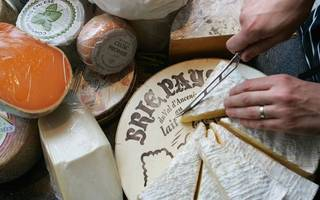 brexit means brie-xit: a cheese crisis could be about to hit the uk