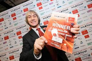 Legends in the spotlight at Derby Telegraph Sports Awards