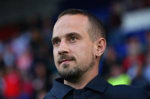 england women's football manager mark sampson sacked over 'inappropriate and unacceptable behaviour' at bristol academy