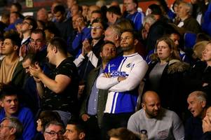 it might have been a defeat but bristol rovers showed all the characteristics they should against wolves