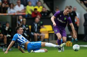 Lee Johnson confirms he was interested in Norwich City winger Marley Watkins