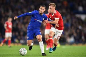 'a sobering night for nottingham forest at chelsea' - paul taylor reflects on reds' hammering at the bridge