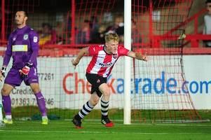 Exeter City's Premier League Cup schedule revealed as Grecians face Hull City, Sunderland and Brighton & Hove Albion