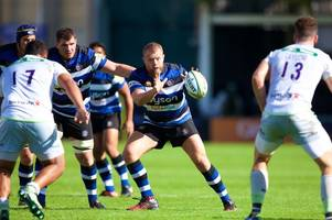 scott andrews wants to make a big difference during his short stint at bath rugby