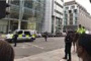 Live updates as Liverpool Street evacuated after suspicious...