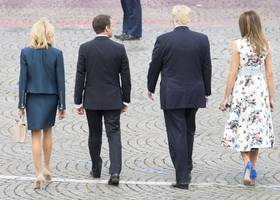 brigitte macron denies being a fan of nicolas sarkozy after conservative ex-french president claims 'she ...
