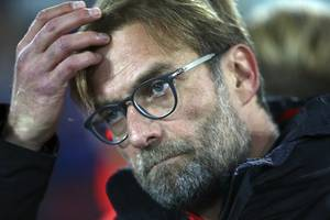 Klopp sick of Liverpool's defensive slips after League Cup loss