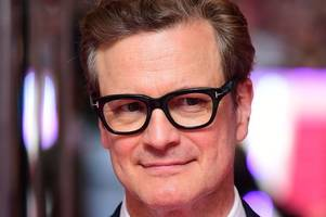 colin firth thrilled to be back from the dead as harry hart in kingsman